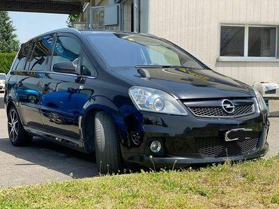 gebraucht Opel Zafira 2.0i 16V Turbo OPC