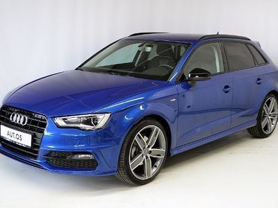 gebraucht Audi A3 Sportback Ambition S-LINE+ExP 1.4TFSI S-TRONI