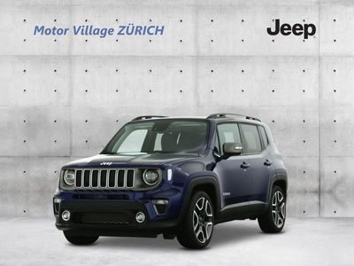 gebraucht Jeep Renegade Limited 1.3T 150PS