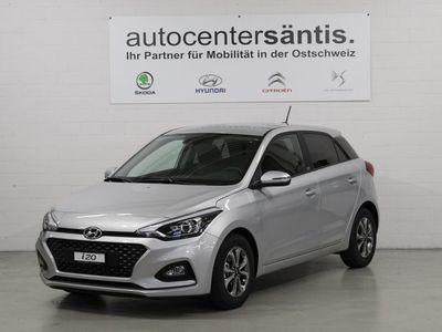 gebraucht Hyundai i20 1.0 T-GDi Amplia DCT