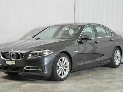 gebraucht BMW 528 i xDrive Luxury Line Steptronic