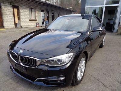 gebraucht BMW 335 Gran Turismo i xDrive Luxury Line Steptronic