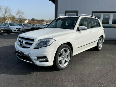gebraucht Mercedes GLK220 BlueTEC Swiss Star Ed. 4Matic 7G-Tronic