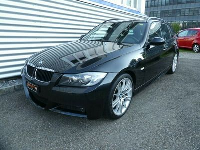 gebraucht BMW 320 d Touring more4you