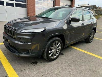 gebraucht Jeep Cherokee Cherokee 2.2TD Longitude AWD 9ATX2.2TD Longitude AWD 9ATX