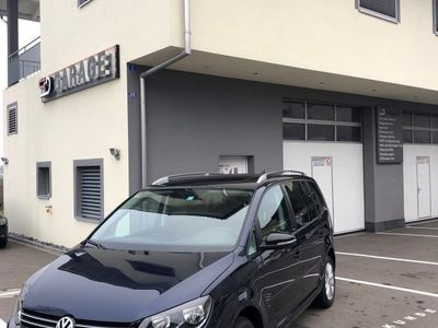 gebraucht VW Touran 2.0 TDI BlueMotion Technology Team DSG