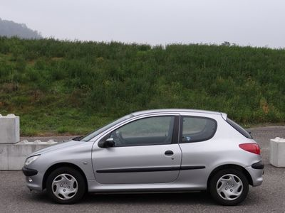 gebraucht Peugeot 206 1.6 XS Säntis