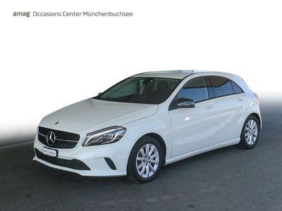 gebraucht Mercedes A180 Night Star 7G-DCT