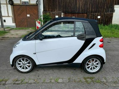 gebraucht Smart ForTwo Coupé pulse softouch
