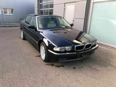 gebraucht BMW 735 7er i