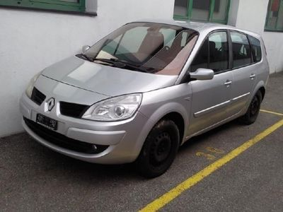 gebraucht Renault Grand Scénic 1.9 dCi Expression