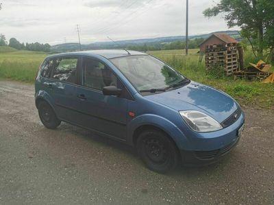 gebraucht Ford Fiesta 1.4 Benzin