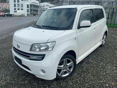 gebraucht Daihatsu Materia 1.5 4WD