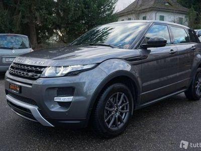 gebraucht Land Rover Range Rover evoque 2.0 Si4 Dynamic AT9