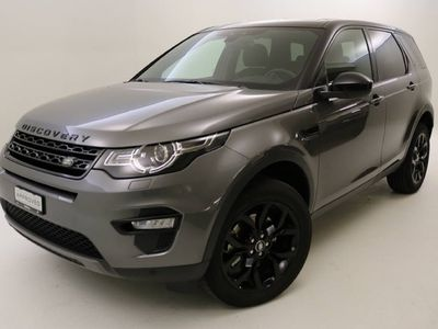 gebraucht Land Rover Discovery Sport 2.0 TD4 180 Pure