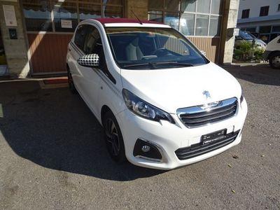 gebraucht Peugeot 108 1.0 VTi Allure Top