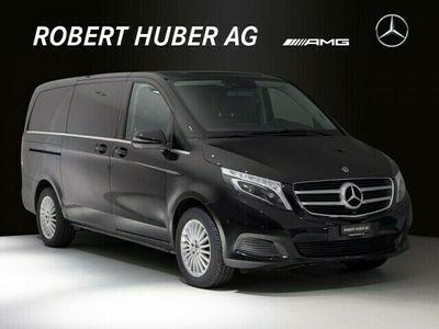 gebraucht Mercedes V250 d Avantgarde L 4M