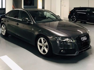 gebraucht Audi A4 2.0 TDI S-Line frisch ab MFK 17.02.20