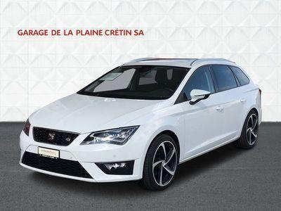 gebraucht Seat Leon ST 2.0 TDI FR 4Drive