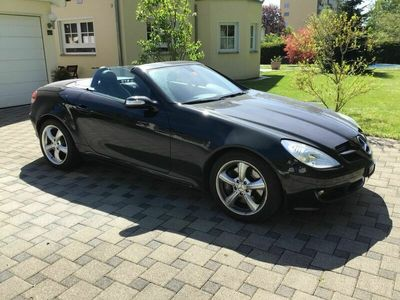 gebraucht Mercedes SLK350 SLK Mercedes BenzCabrio 88880 km