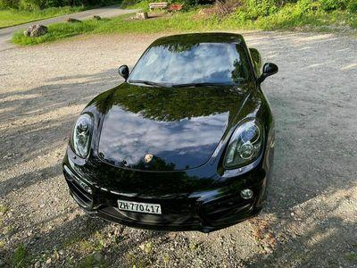 gebraucht Porsche Cayman S 3.4 PDK
