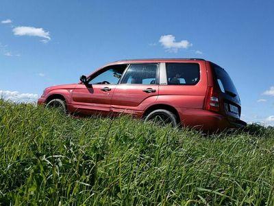 gebraucht Subaru Forester manuell