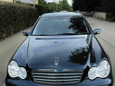 gebraucht Mercedes C220 C-Klasse Mercedes BenzCDI
