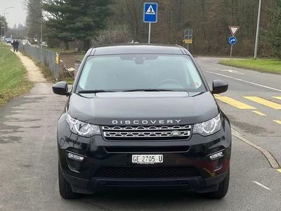 gebraucht Land Rover Discovery Sport 2.0 TD4 SE AT9