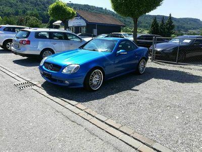gebraucht Mercedes SLK320 SLK Mercedes SLK 320 R170 SLK MercedesR170