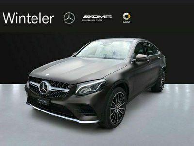 gebraucht Mercedes 350  GLC Coupéd AMG 4Mat