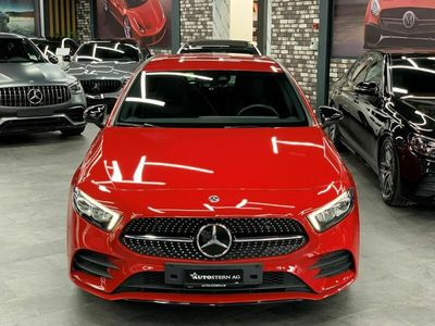 gebraucht Mercedes A200 d AMG Line 8G-DCT