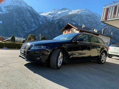 gebraucht Audi A4 Avant 1.8 TFSI quattro