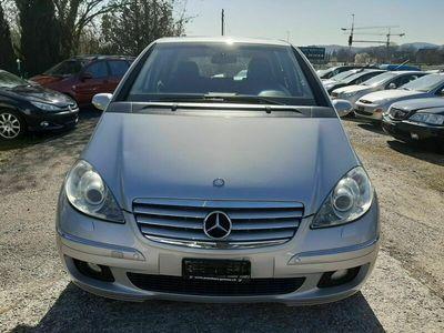 gebraucht Mercedes A200 CDI Elégance PolarStar