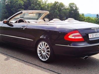 gebraucht Mercedes CLK320 CLK MercedesCABRIO
