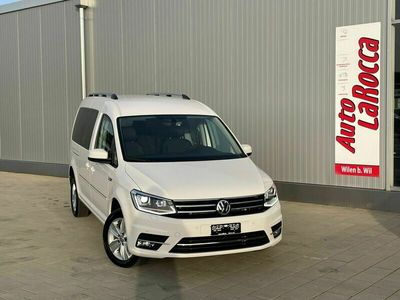 gebraucht VW Caddy Maxi 2.0 TDI Highline 4Motion
