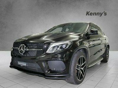 gebraucht Mercedes GLE350 d AMG Line Coupé