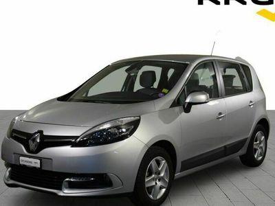 gebraucht Renault Scénic Xmod 1.2 16V Turbo Swiss Edition