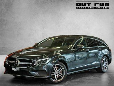 gebraucht Mercedes CLS350 Shooting Brake BlueTEC 4Matic 7G-Tronic