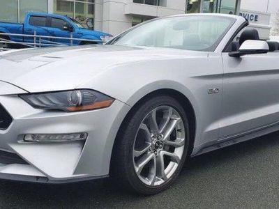 gebraucht Ford Mustang GT Premium Modell 2019