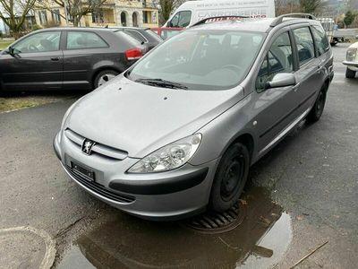 gebraucht Peugeot 307 307 frisch ab mfkfrisch ab mfk