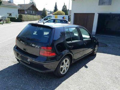 gebraucht VW Golf IV 2.8 4M 204Ps ab MFK 09.2019