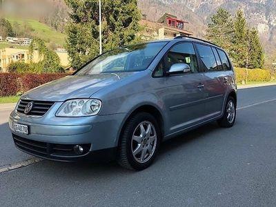 gebraucht VW Touran Tauran 2.0 diesel Ab mfk