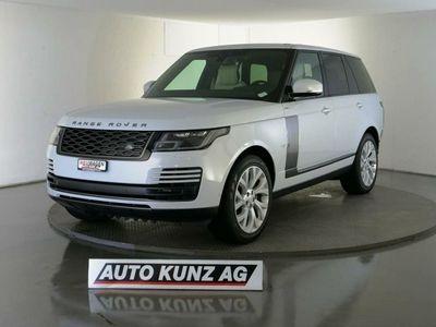 gebraucht Land Rover Range Rover Vogue PHEV Plug-in Hybrid AWD Aut.MY2