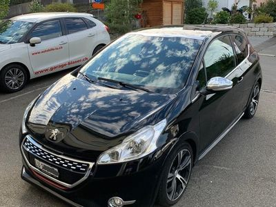 gebraucht Peugeot 208 GTi