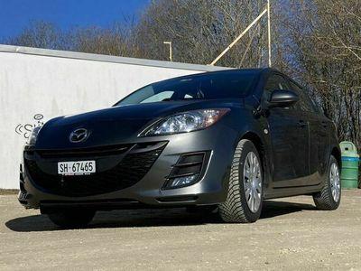gebraucht Mazda 3 3 Hatchback 1,6 L frisch ab MFKHatchback 1,6 L frisch ab MFK