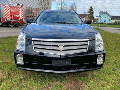 gebraucht Cadillac SRX 4.6 V8 Sport Luxury 4WD
