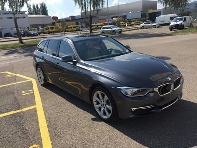 gebraucht BMW 328 i xDrive Touring Luxury Line Steptronic