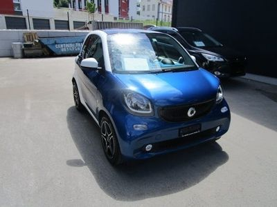 gebraucht Smart ForTwo Coupé 0.9 Proxy twinamic