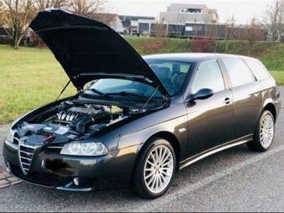 gebraucht Alfa Romeo 156 Sportwagon 2.5 V6 Ti
