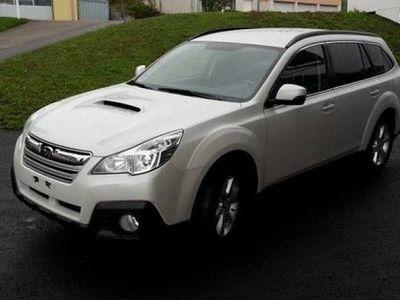 gebraucht Subaru Outback 2.0D Swiss AWD